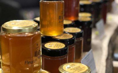 Sept nuances de miel