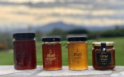 Le miel du Pays basque
