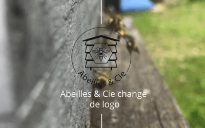 Abeilles & Cie change de logo